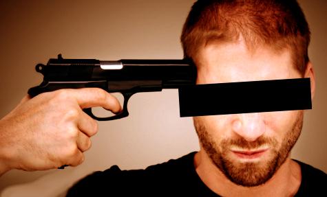 sampai perlu acu pistol ke kepala oleh izmil amri