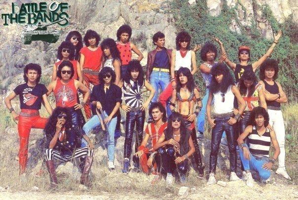 Image result for senarai nama kumpulan rock kapak