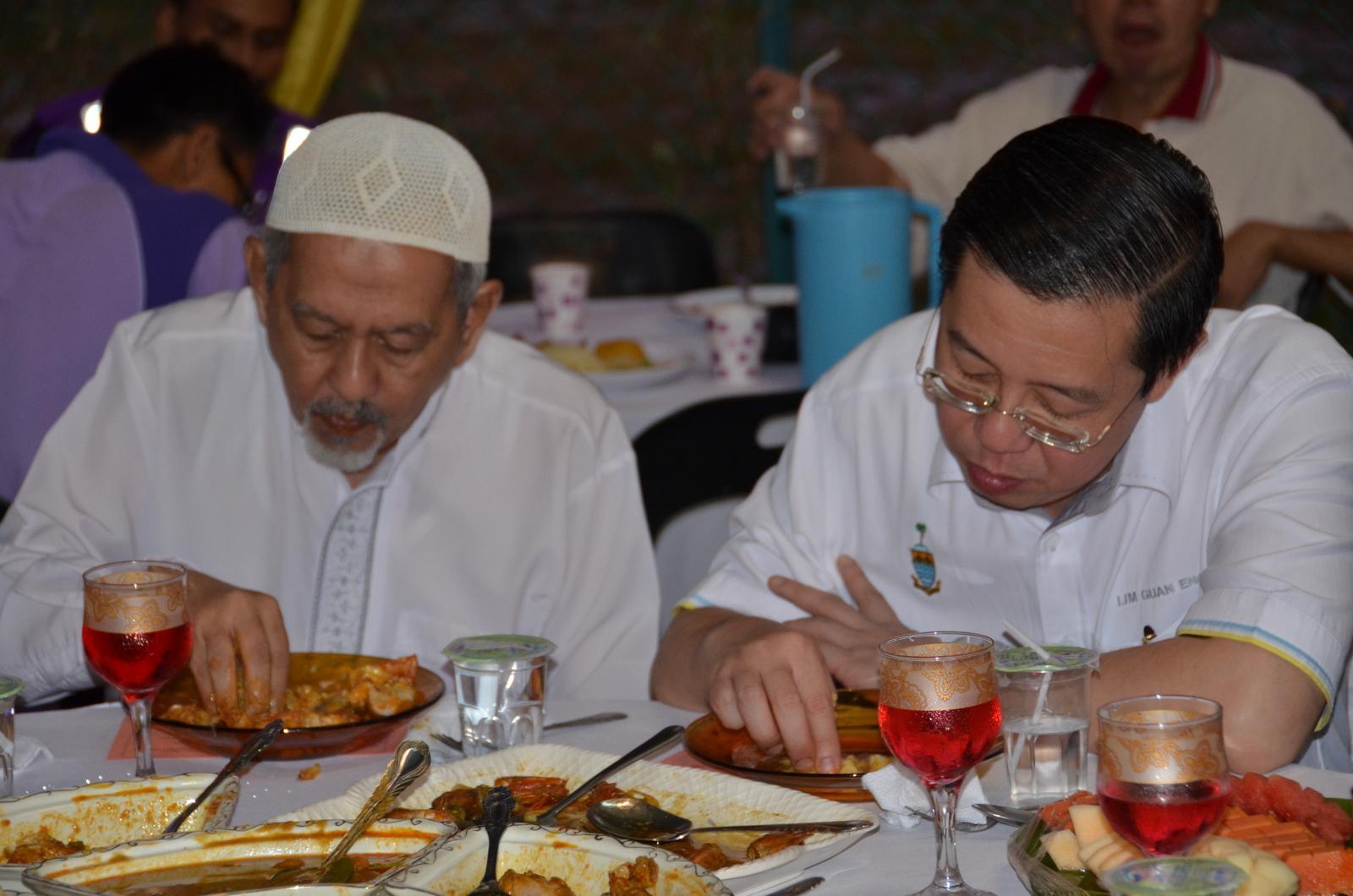 Skandal Sarawak Tidak Akan Berlaku di Pulau Pinang