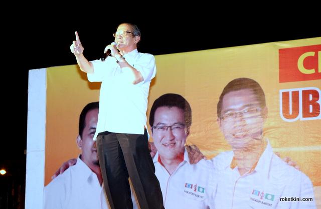 Jelaskan kuasa ROS arah DAP adakan pemilihan semula CEC ...