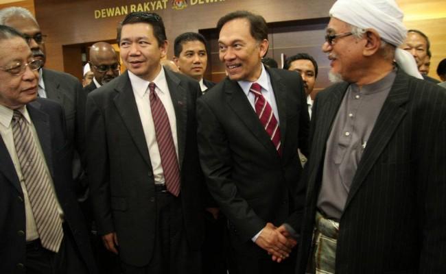 Pakatan-Rakyat-Leaders-Parlimen