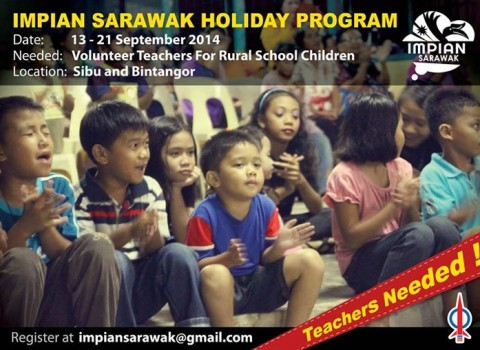 Impian_Sarawak_Holiday_Program