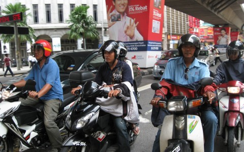Penunggang-Motosikal