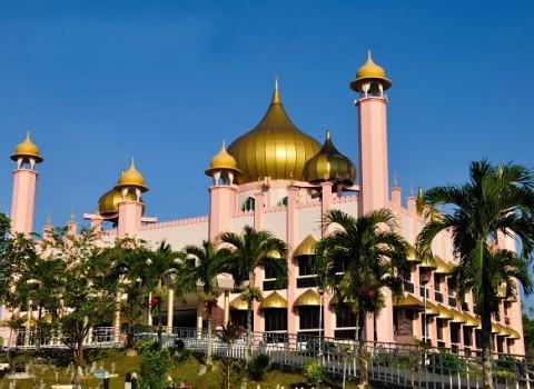masjid_bahagian_kuching