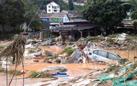 Banjir-Cameron-Highlands