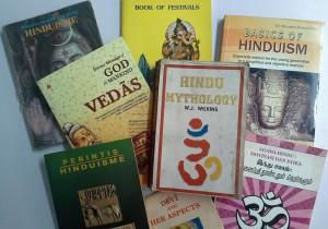 Terdapat pelbagai versi mengenai kisah dewa-dewi dalam ajaran Hindu.