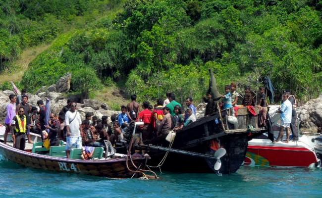 Thailand Rohingya