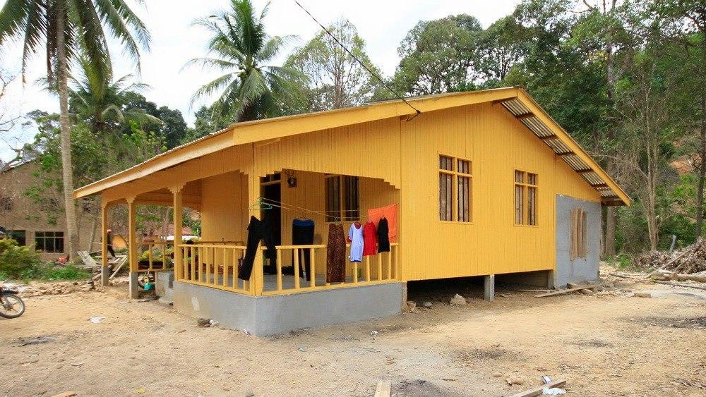 10830823 1575404046067587 870964052517149489 O Ditanya Mengenai Projek Pembinaan 45 Rumah
