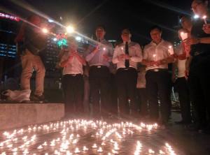 DAPSY Vigil
