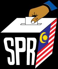 Logo Suruhanjaya Pilihan Raya (SPR)