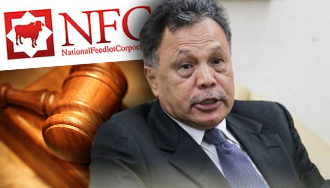 ethical issue national feedlot corporation Pandan lawmaker rafizi ramli and former public bank clerk johari mohamad have been found guilty and sentenced to 30 months' jail by the shah alam sessions court today of breaching the banking and financial institutions act (bafia) in relation to the national feedlot corporation sdn bhd accounts leak.