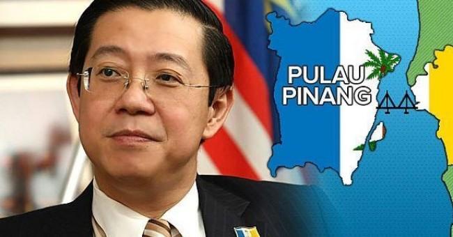 Lim Guan Eng Pulau Pinang