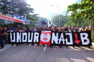 Undur Najib