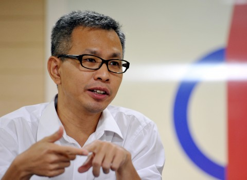 MP DAP PJ Utara Tony Pua