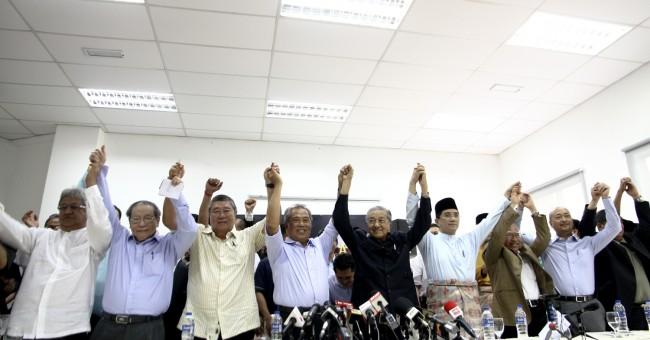 deklarasi anti-Najib