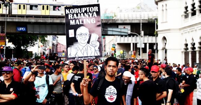 anak muda korupsi