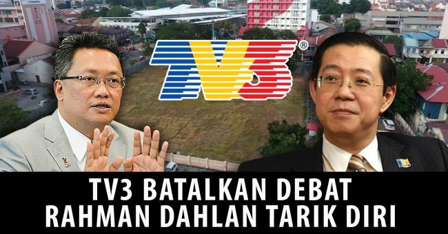 debat batal