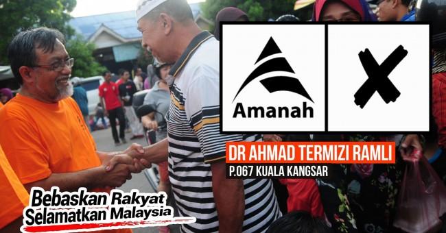 amanah poster