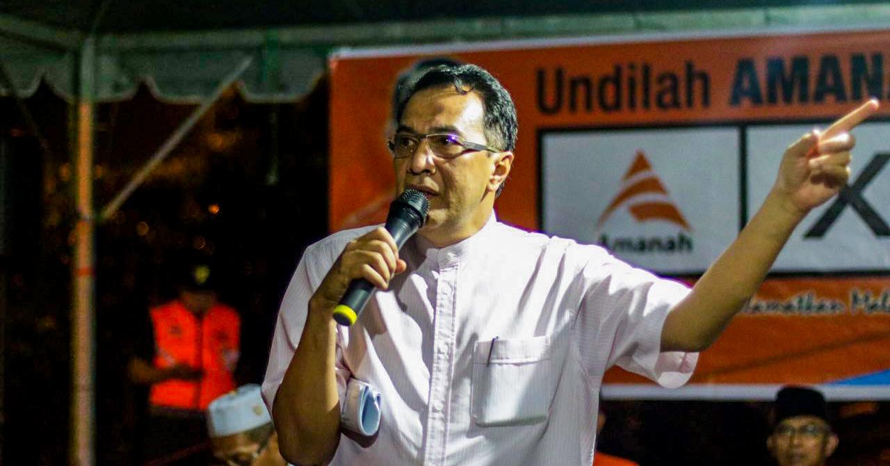 Husam dakwa Kerajaan PAS Kelantan terlibat dengan syarikat Kutip duit haram.