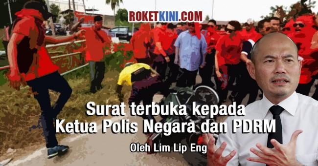 lip eng ketua polis negara pdrm